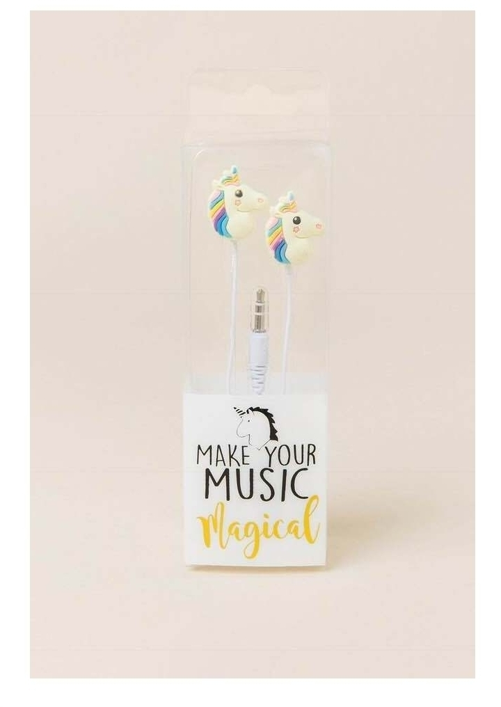 Magical Unicorn Ear Buds