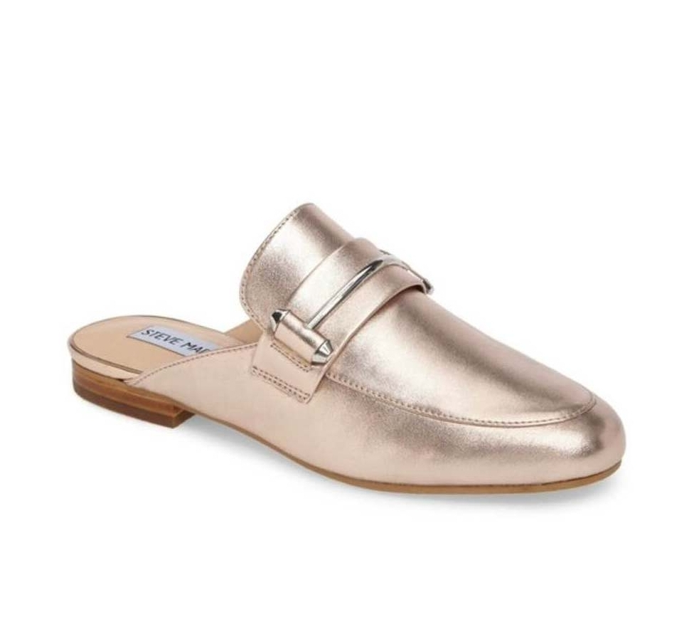 Flat Loafer Mule by STEVE MADDEN