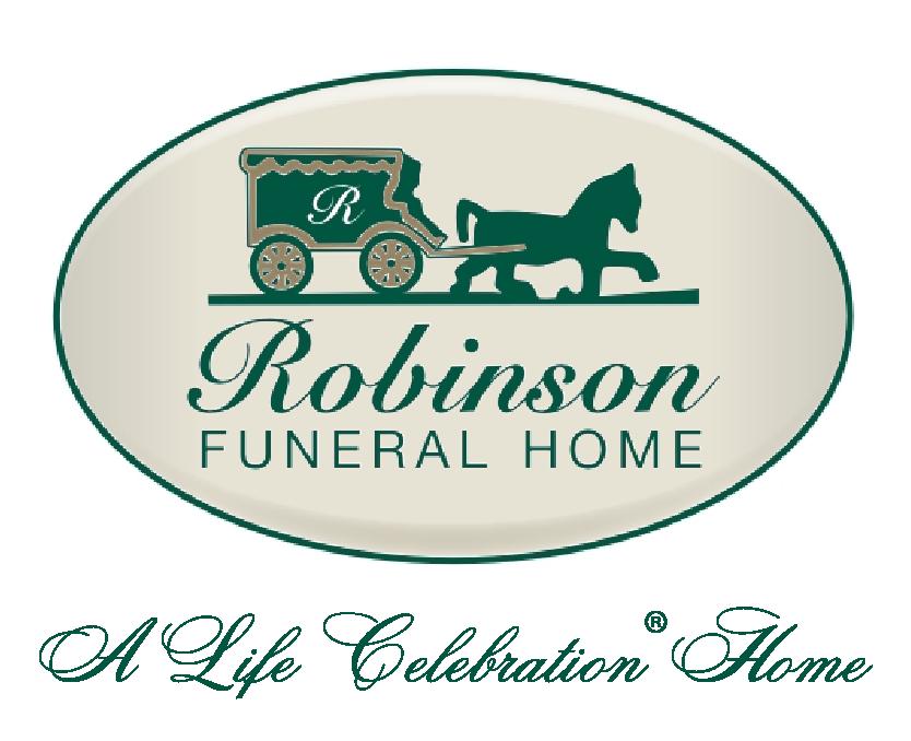 Robinson Funeral Home Logo