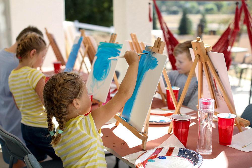 Created for the love of children and art. -