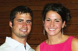 Zac Canty & Megan Hurley