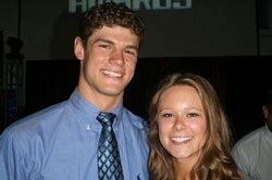 Sydney Cheatham & Luke Landiak