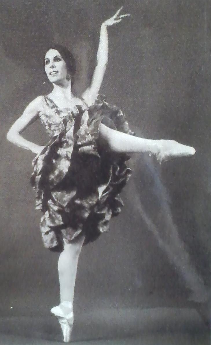 mme. Elizabeth Roper - Coach & Choreographer