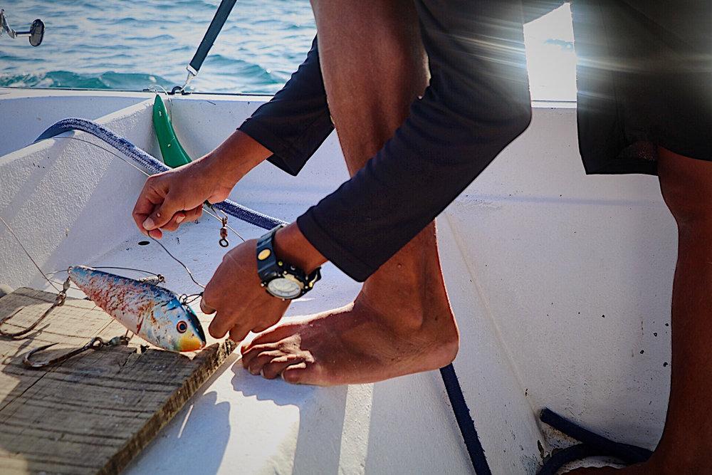 Roatan Fishing Captain