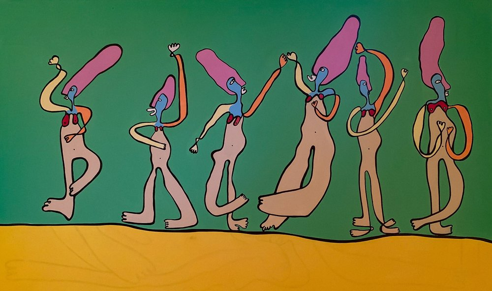 Invisible Spell 36x60 acrylic on canvas.JPG