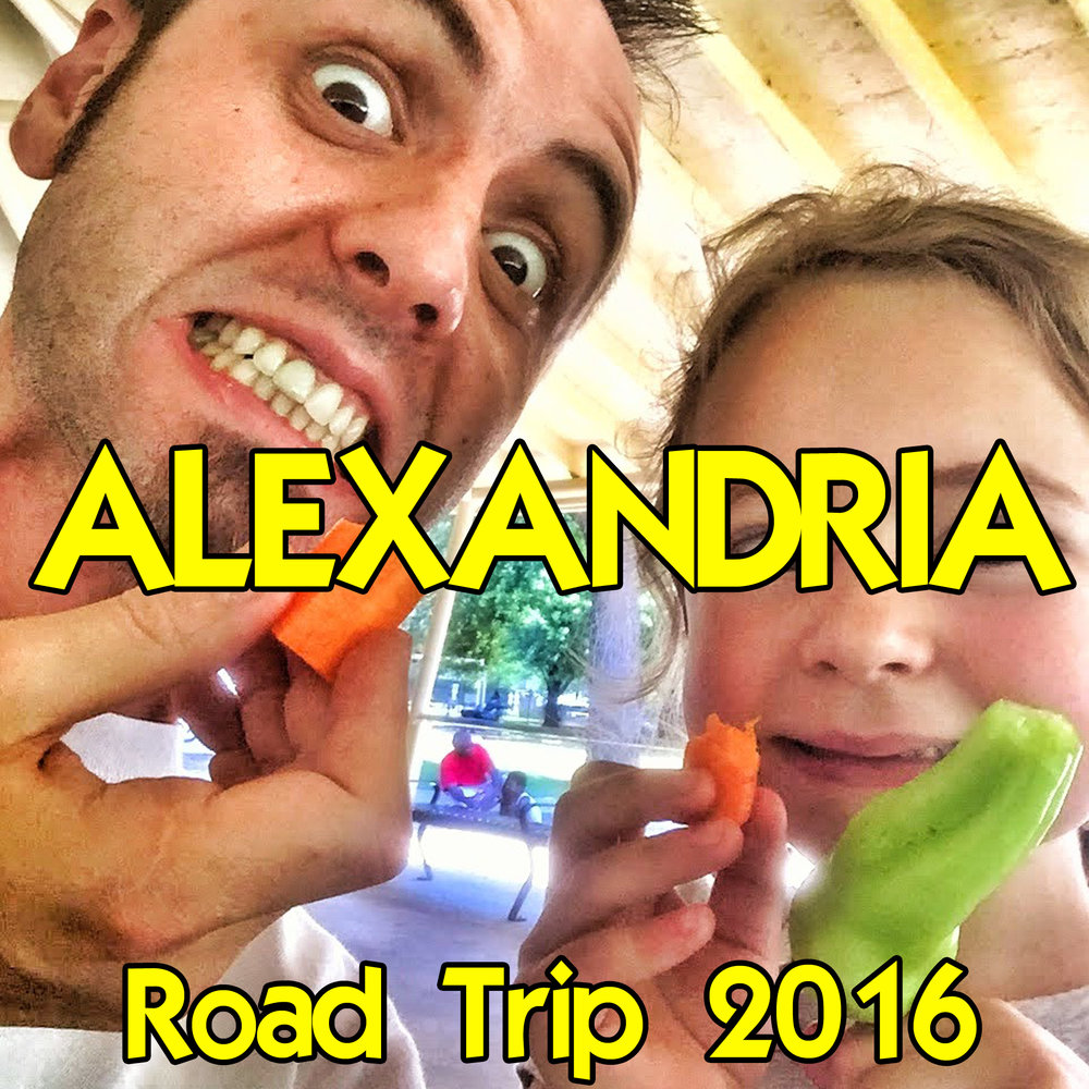 Alexandria, LA   Our family started our 2016 Road Trip with a stop in Alexandria to have lunch at a park.   Click to read more and watch videos .