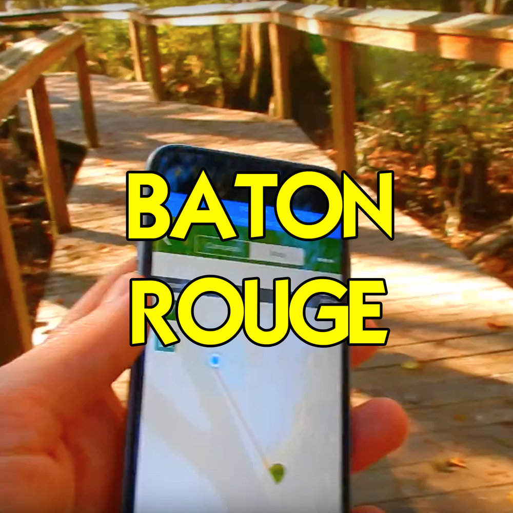 Baton Rouge, LA    Our family found some fun things to do with kids in Baton Rouge, LA. Did you know there's a BEACH there?   Click here to read more and watch videos.