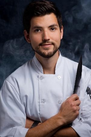 Chef Alex Kemp