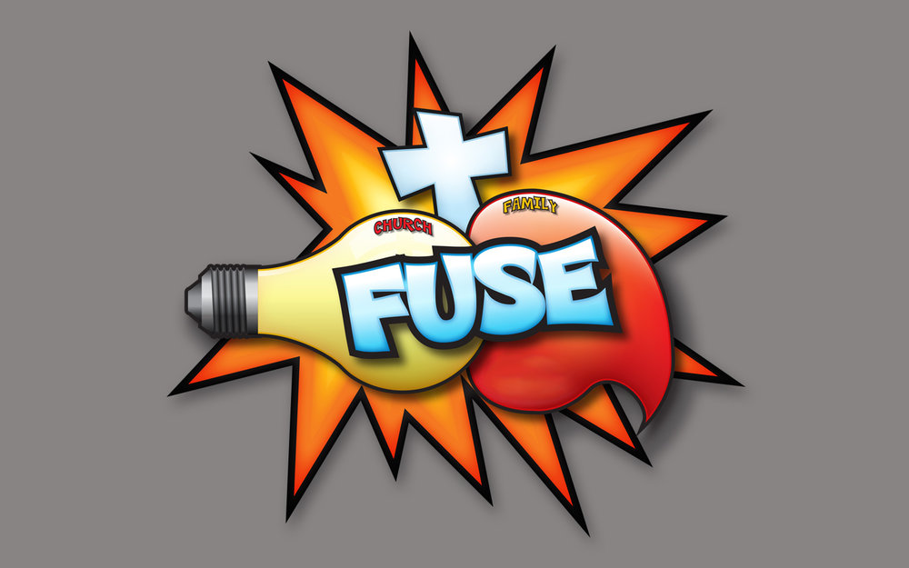 Fuse - (Kindergarten - 4th Grade)Fuse offers an awesome learning environment for kids in K through 4th Grade. Kids participate in large group children's worship, bible study, drama and games. They also have the opportunity to connect with their small group in application activities related to the bible study.