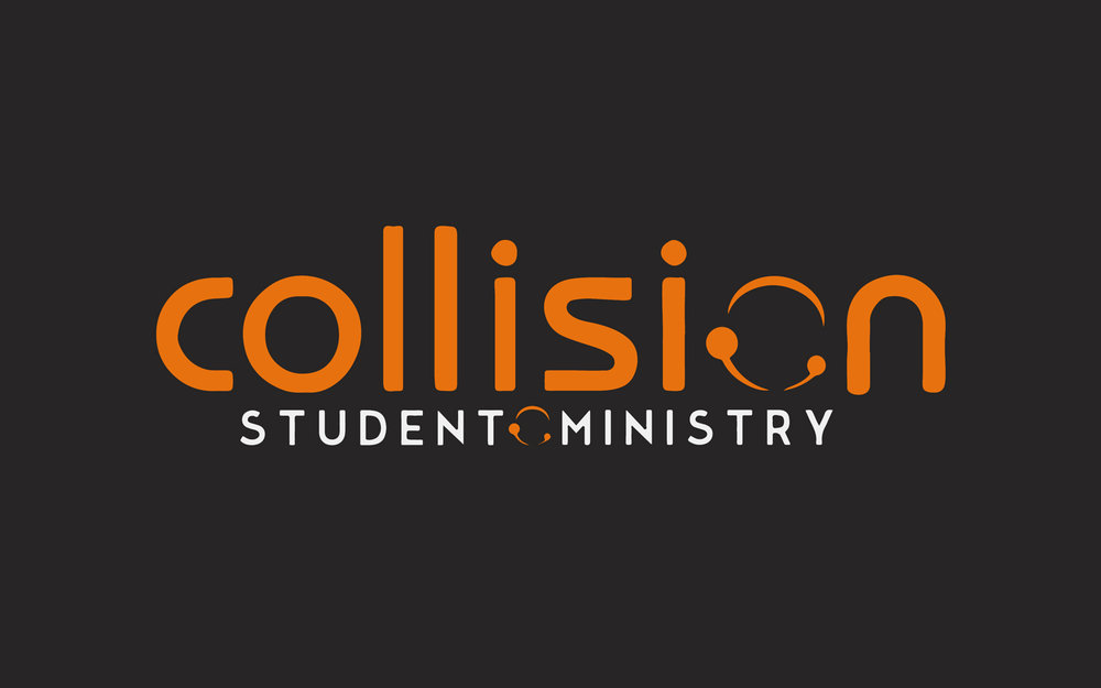 Collision - (7th-12th Grade)Turning a generation back on a collision course with God for Junior and Senior High students. Food, worship, teaching, and games every Wednesday evening in the Worship Center. Activities/games begin after school, dinner is at 5:00pm, and service starts at 6:00pm.