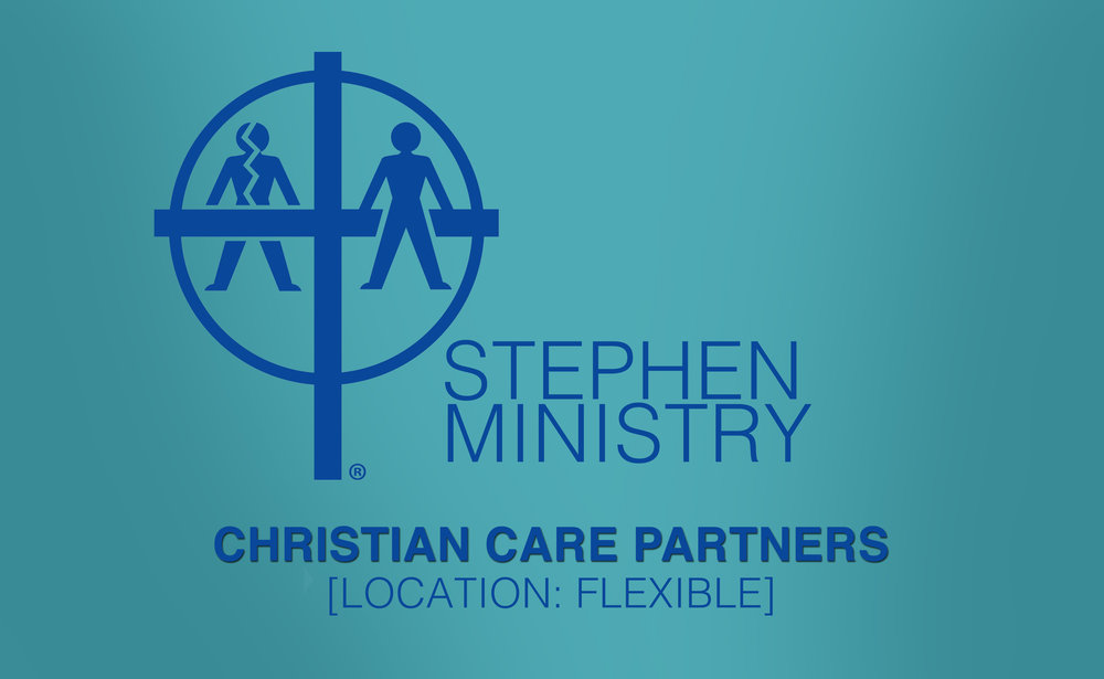 Christian Care Partners - Our extensively trained Stephen Ministry care-providers are ready to help you through many kinds of crisis. Read more here.