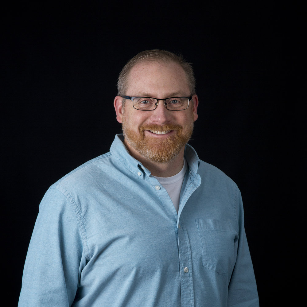Bryan Vaughn  / Missions & College Pastor