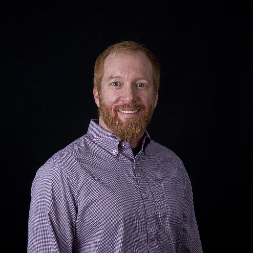 Jim Fox  / Student Pastor
