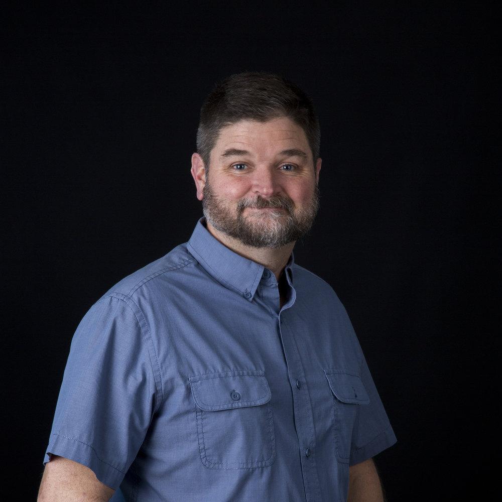 Steve Tiebout  / Lead Pastor