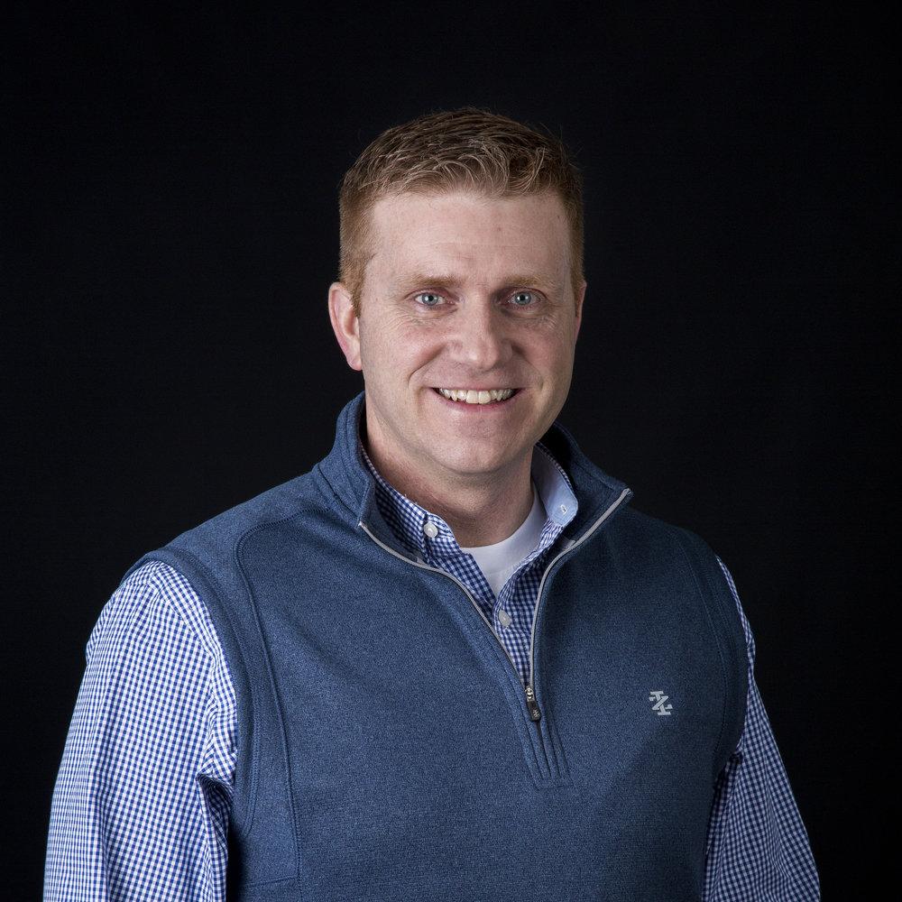 Steve Chatman  / Family Pastor