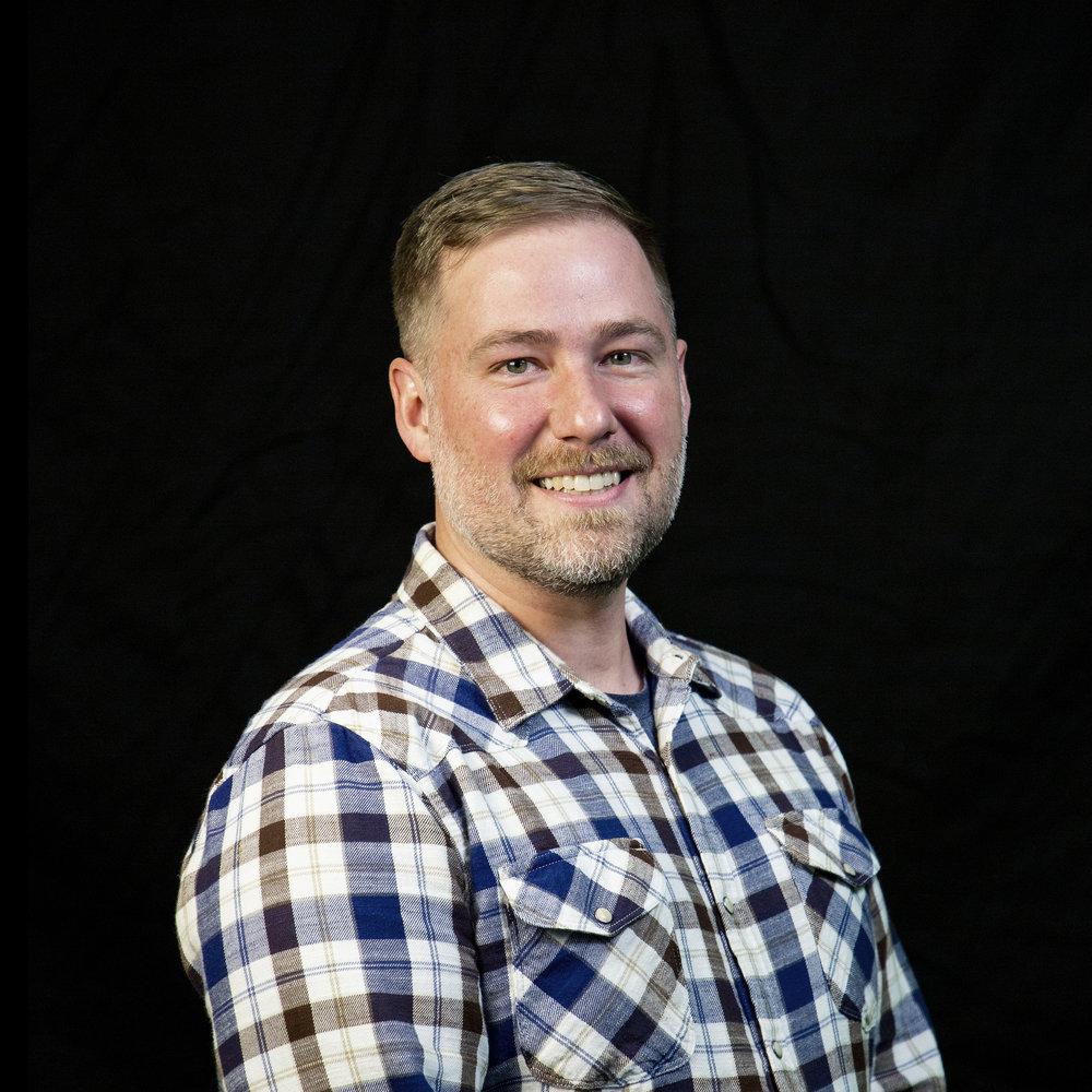Ben Hull  / Campus Pastor (West)