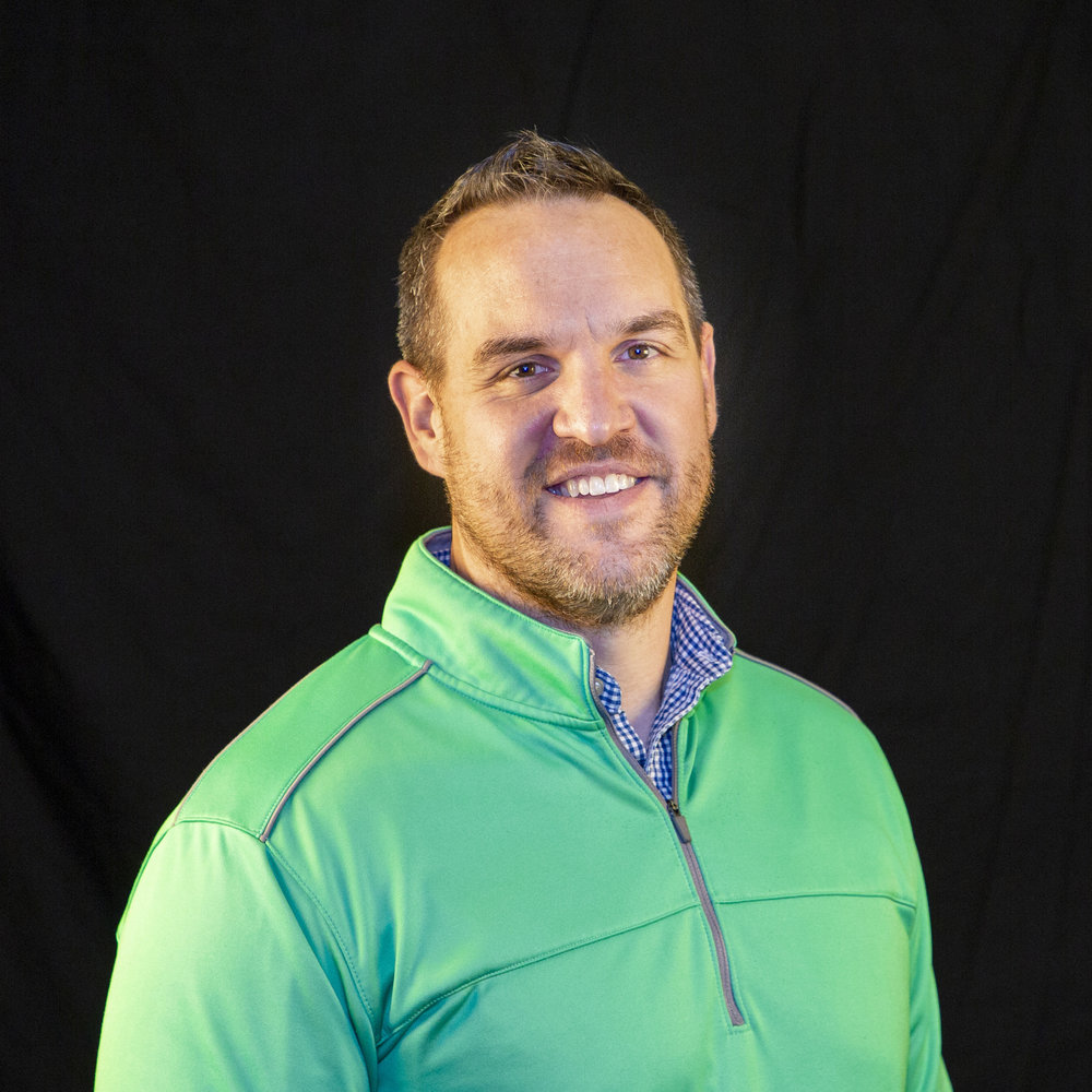 TJ Overstreet  / Executive Pastor