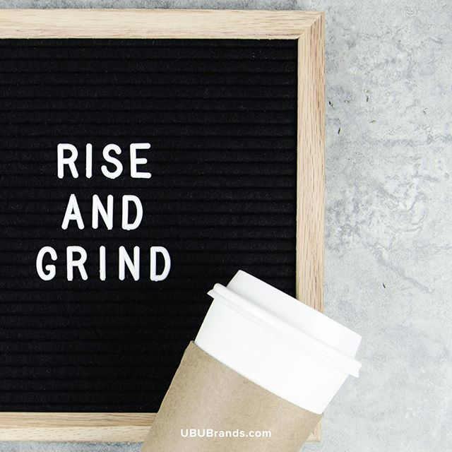 Working to crush everything we can before the craziness of the holidays kick in! Sending everyone best wishes for a busy and more importantly PRODUCTIVE rest of the work week 👍  #marketing #branding #branddesign #graphicdesign #graphicdesign #promoproducts #officelife #beproductive #riseandgrind #coffeeaddicts #caffeinatedcreatives #officeinspo #ububrands #ubu #brandyourbusiness #consideryourselfpromoted
