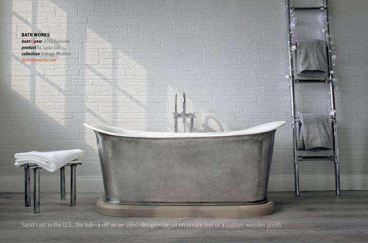 Designer Tubs luxury freestanding soaking designer tubs