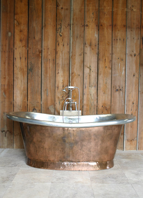bathtub downstairs bright for giant and images best pinterest interior soaker bathrooms copper on home bath decorating bathroom tub luxury