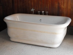 Original Fireclay tub from 1860-1870