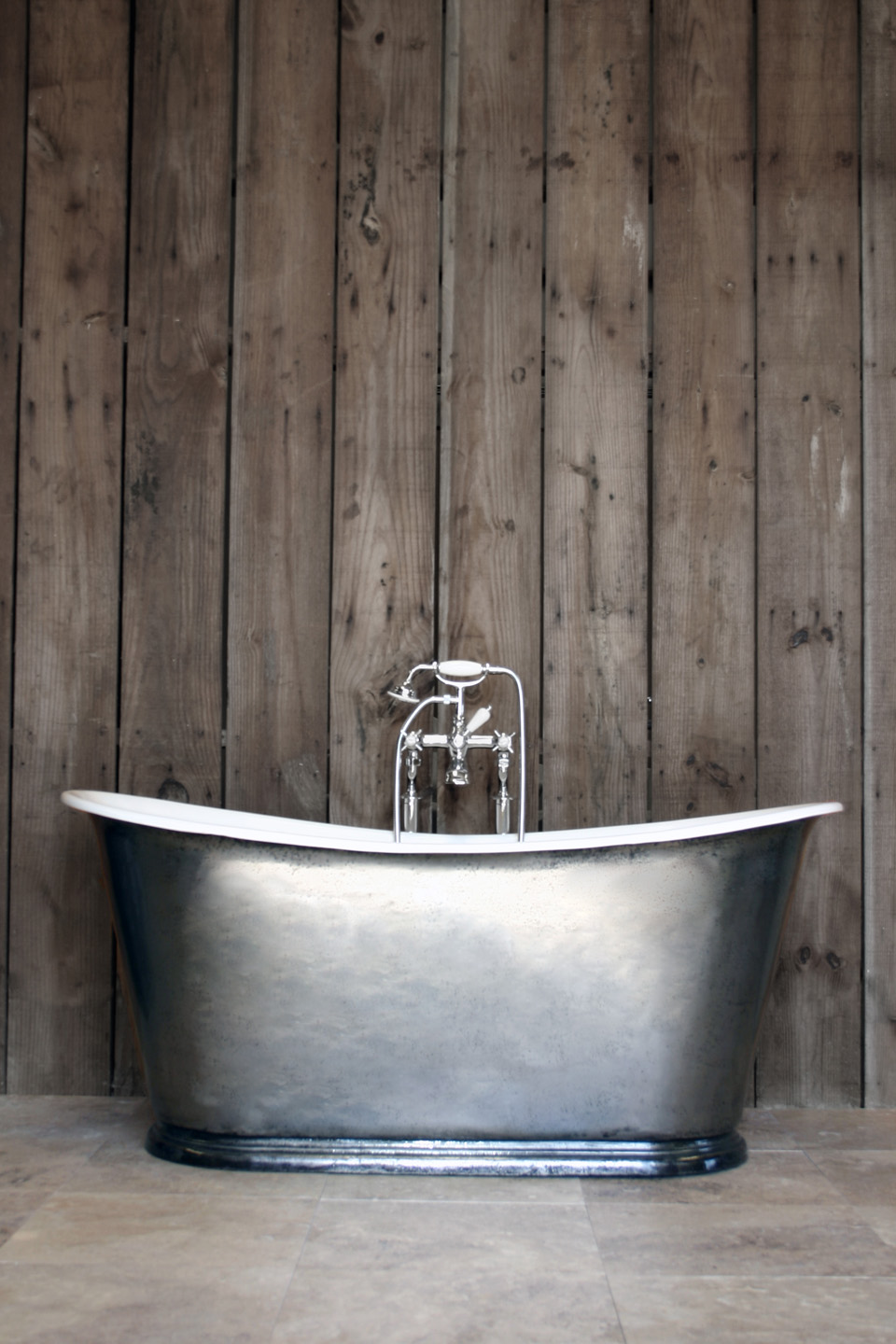 St. Bordeaux double slipper or boat bath