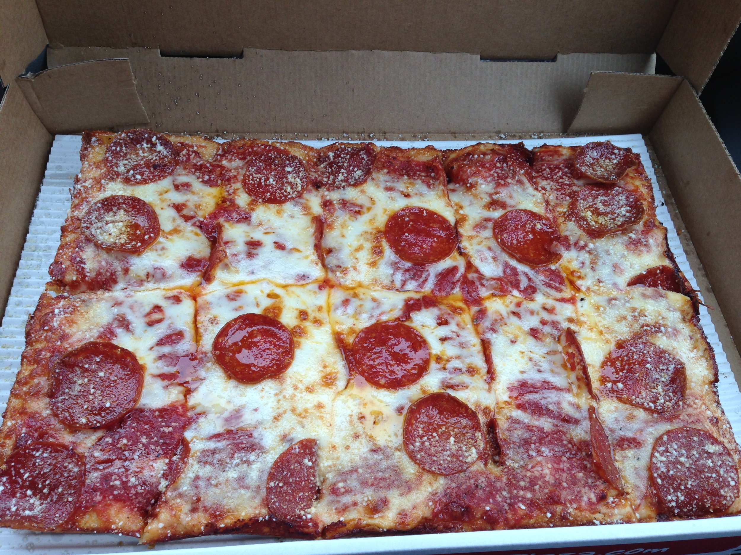 Jet's Pizza- The best in the world.