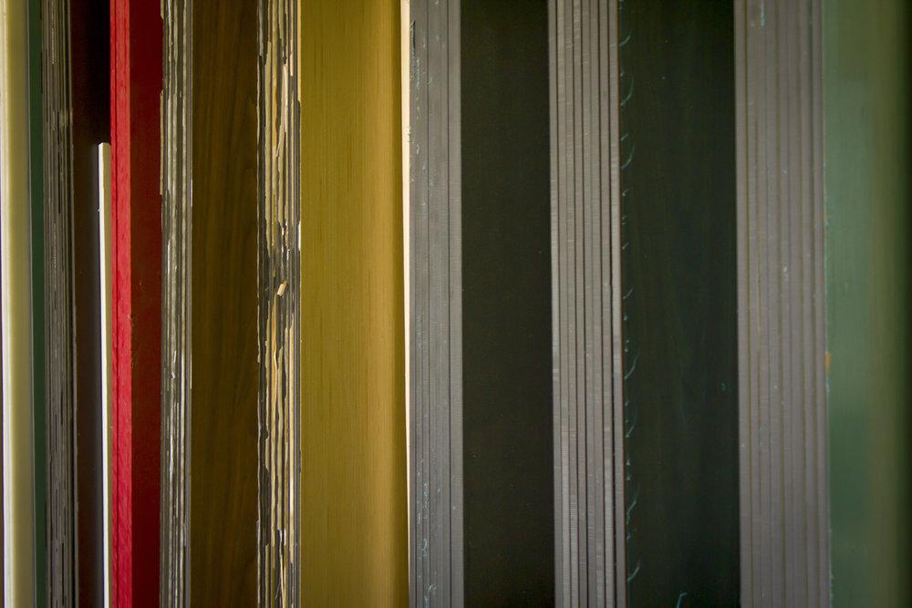 Paper Phenolic Panels