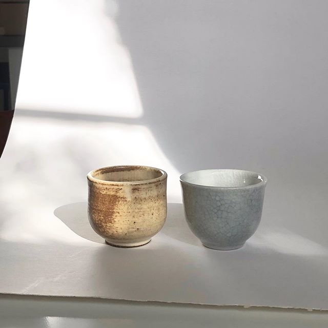 Some little cups.