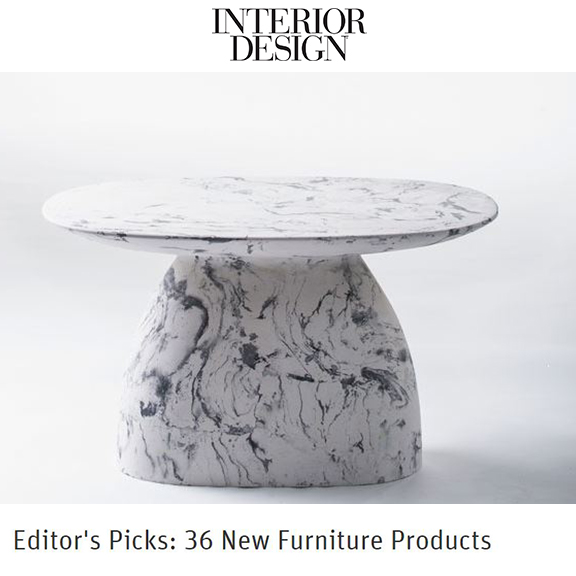 Interior Design - July 2016Editor's Picks: 36 New Furniture Products