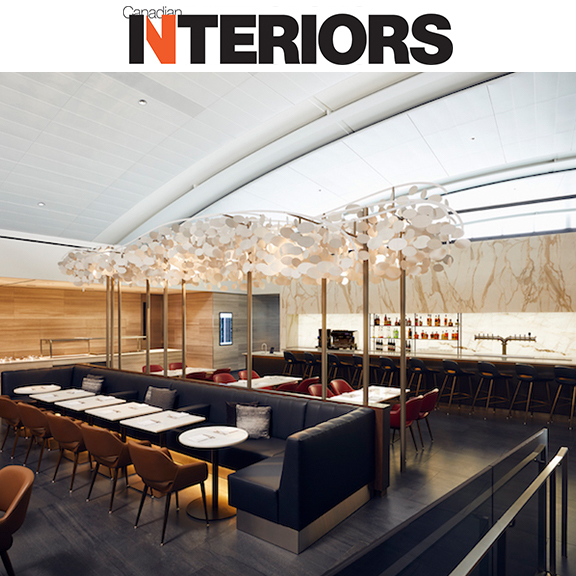 Canadian Interiors - March 2018The Air Up There