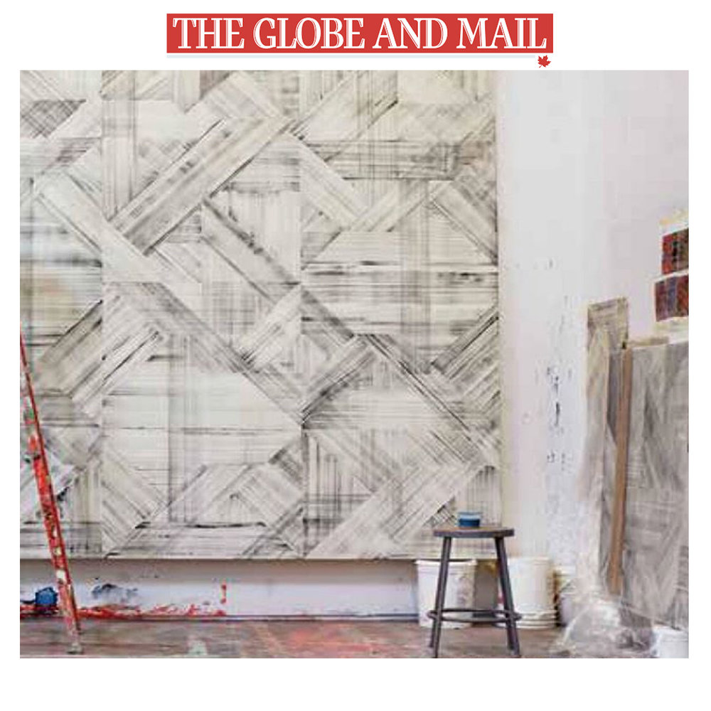The Globe and Mail - July 2018Wallpaper is back, and it's gone from fussy to artsy
