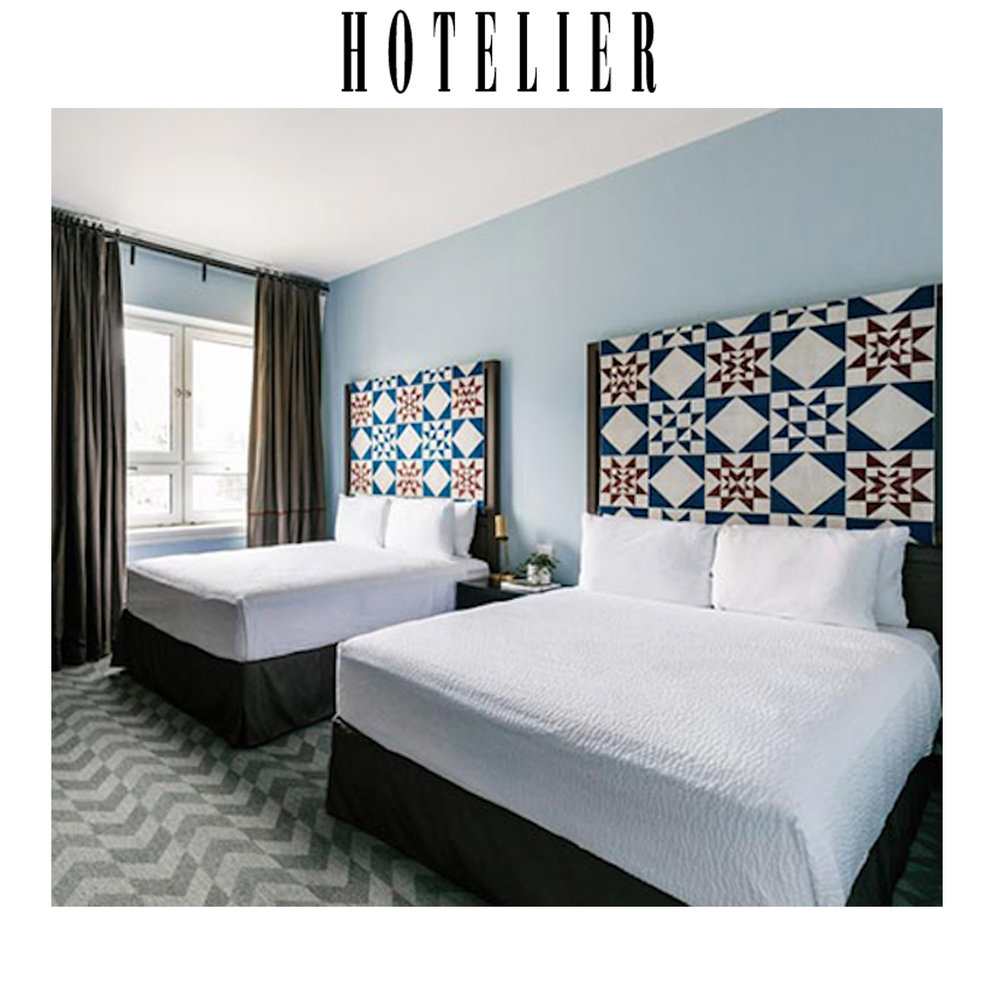 Hotelier Magazine - July 2018Mount Royal Hotel opens