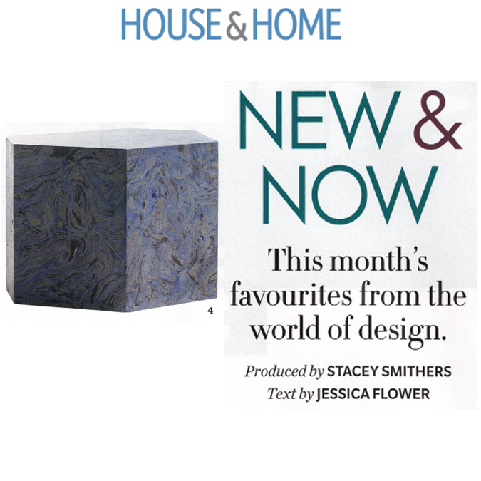 House & Home - September 2018This month's favourites from the world of design