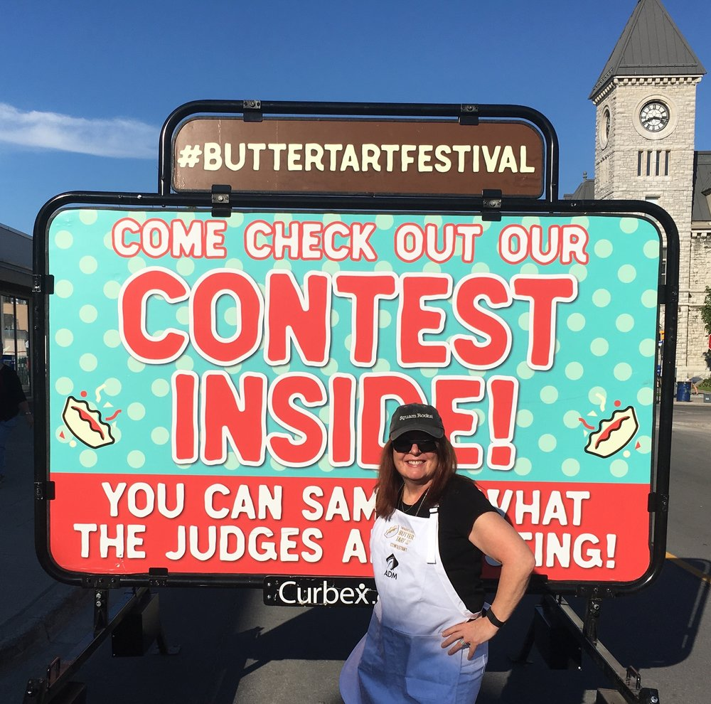 Butter Tart Contest