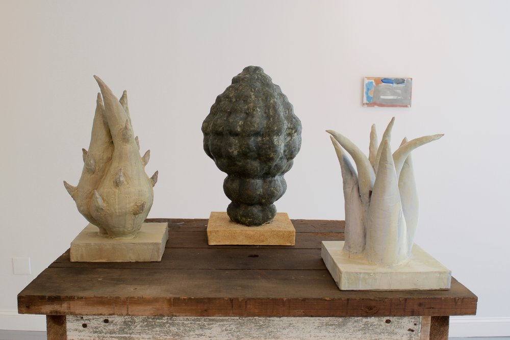 Glazed Stoneware Ceramics by Peter Schlesinger