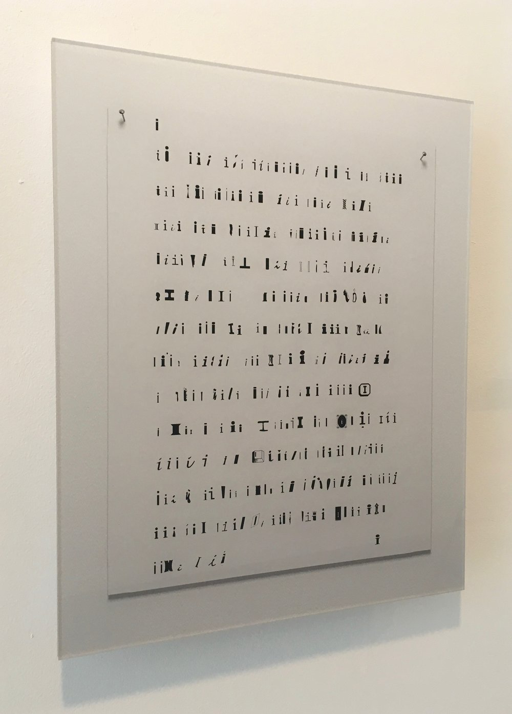 George Blaha, Love Letter 2013.jpg