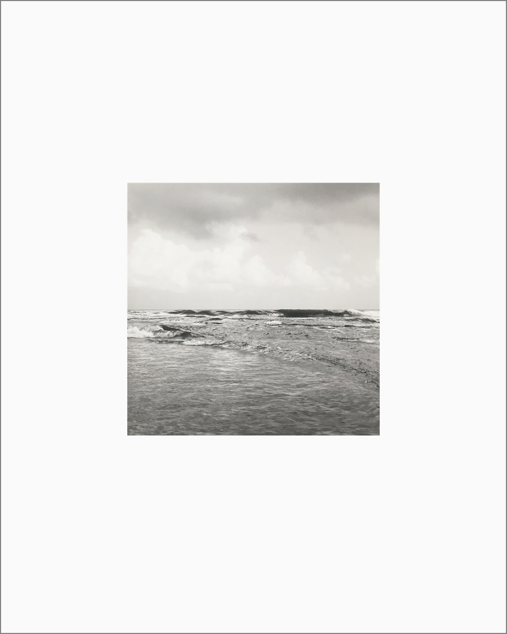 Mikael Levin, Untitled, 2001 Gelatin silver print. 20 5/8 x 16 6/8 x 1 3/8 inches (framed)	 Ed 1/5 (2001094)