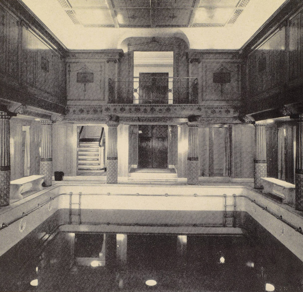 The Indoor Roman Plunge