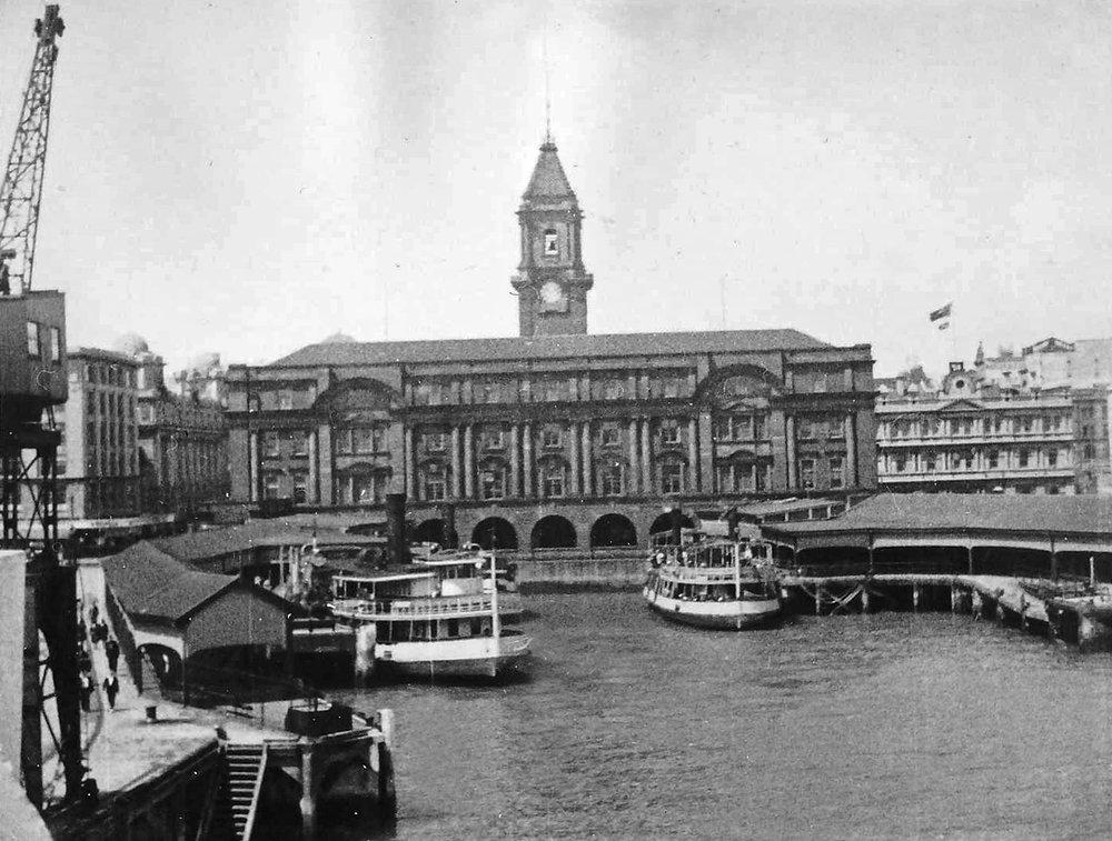 Sydney Ferry Terminal