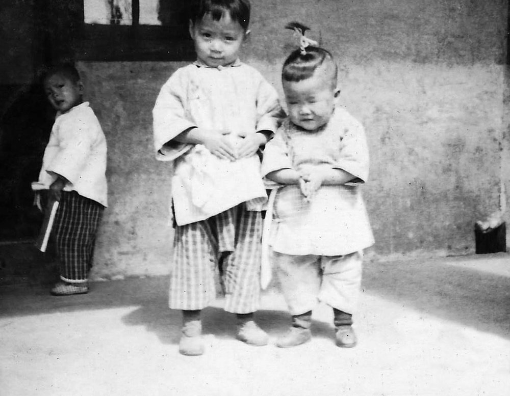 Two Chinese Orphans