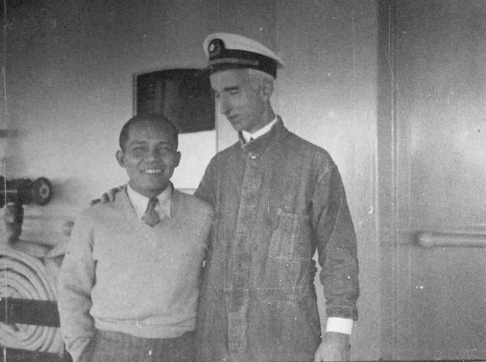 Sam Alama & Dr. Stanley