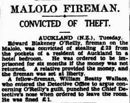 THE TELEGRAPH Brisbane, AU - December 4, 1929