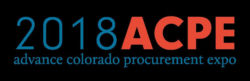 2018 Advance Colorado Procurement Expo