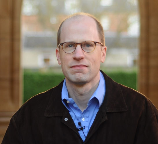 Nick Bostrom. Photo courtesy of the Future of Humanity Institute.  Creative Commons  license.