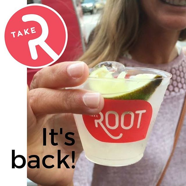 sooooo good to see you again! Fresh new look - same fresh flavor and healthy kick you love. ❤️ NOW back at Food Pak, Springhill Market and Griffith Shell-in Mobile.... Piggly Wiggly , Battles Wharf MiniMart and Greer's Market in Fairhope!  #takeroot #rootgingerwater #sipit #mixit #loveit❤️