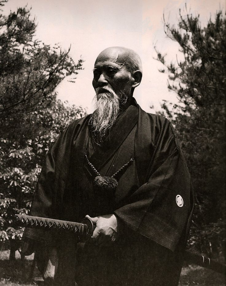 """To injure an opponent is to injure yourself. To control aggression without inflicting injury is the Art of Peace."" - Morihei Ueshiba, founder of Aikido"