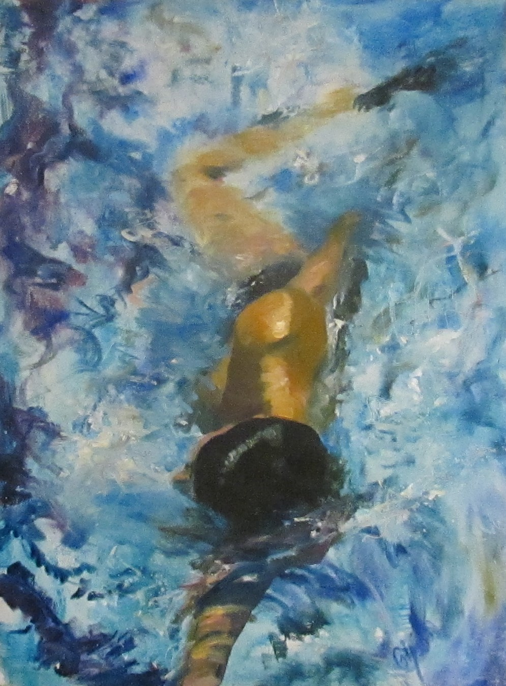 Streamline by Martha Gipson