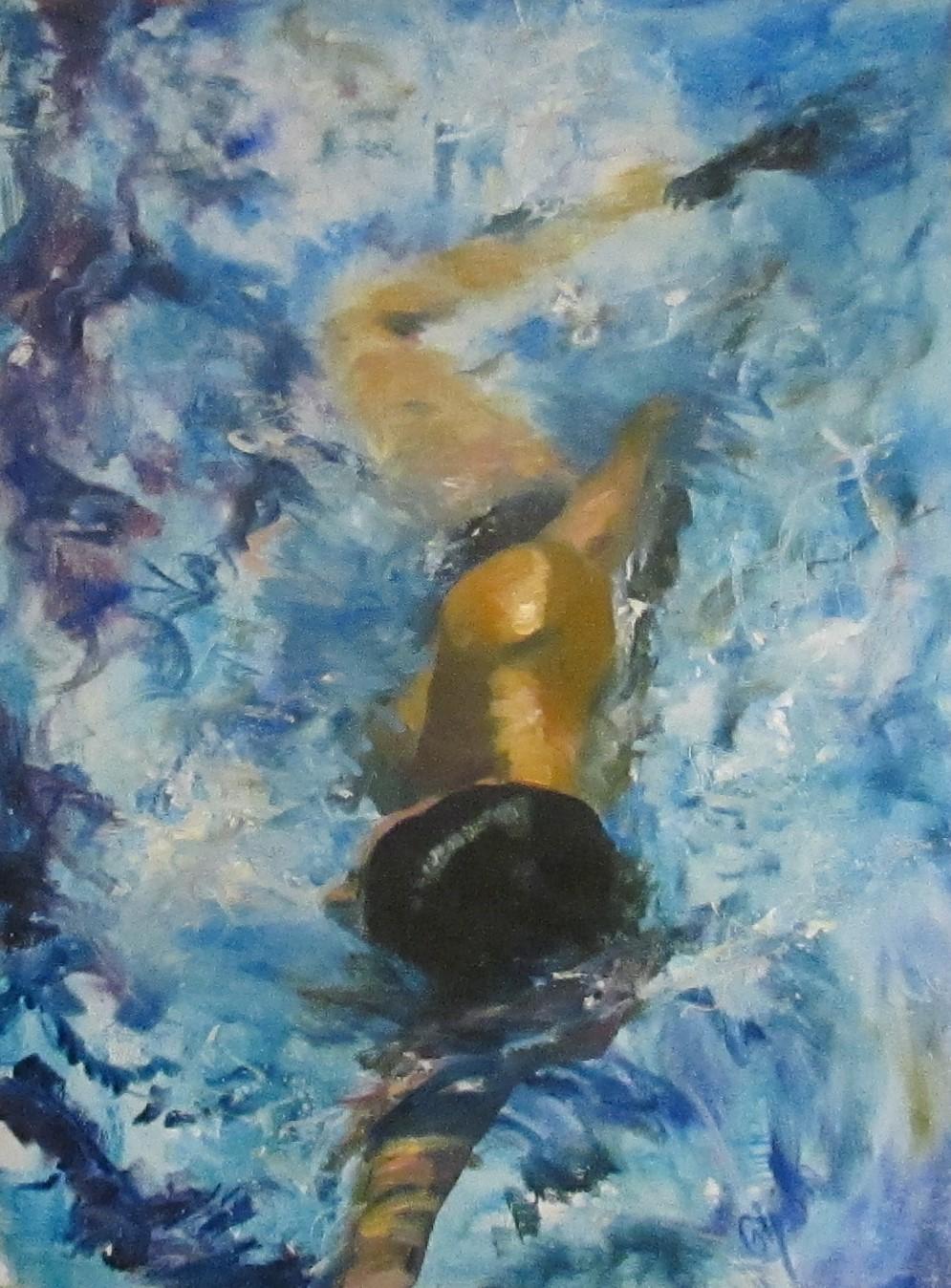 Streamline by Martha Gipson