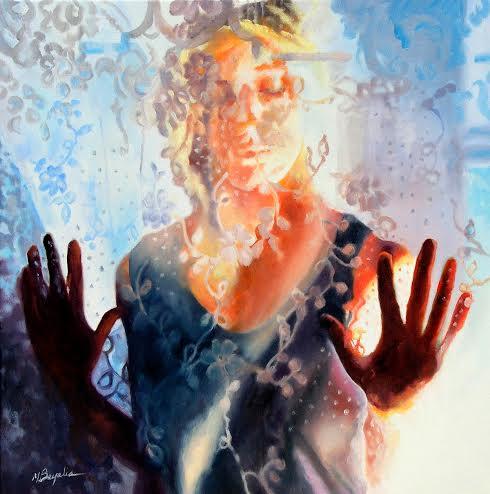 Emerging by Margaret Bayalis